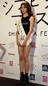『シブピカフェス』オーディションのグランプリに輝いた高橋紀子さん (C)ORICON NewS inc.