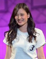 『シブピカフェス』オーディションに参加した加藤里沙さん (C)ORICON NewS inc.