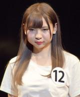 『シブピカフェス』オーディションに参加した坂番鈴香さん (C)ORICON NewS inc.
