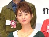 『minne ハンドメイド大賞2017』授賞式に参加した佐々木希(C)ORICON NewS inc.