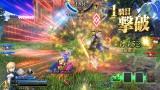 『Fate/Grand Order Arcade』のゲーム画面