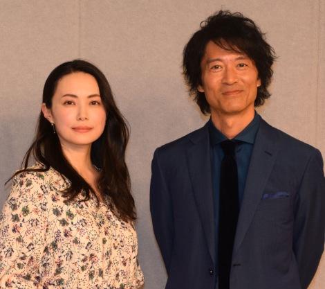 (左から)ミムラ、寺脇康文 (C)ORICON NewS inc.