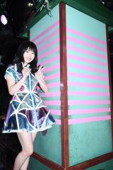 AKB48劇場と同じ誕生日の横山由依(C)AKS