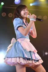 『AKB48劇場12周年特別記念公演』に出演した渡辺麻友 (C)AKS