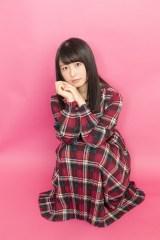 キュートな表情を見せた欅坂46・長濱ねる 写真:加藤千絵(CAPS)