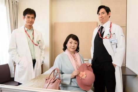 沢村一樹主演『DOCTORS』SPで3年ぶり復活「作品の中では野際さんが生き ...