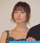 映画『ビジランテ』初日舞台あいさつに登壇した篠田麻里子 (C)ORICON NewS inc.