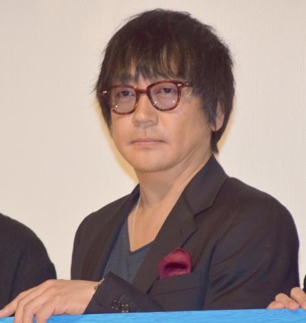 映画『ビジランテ』初日舞台あいさつに登壇した大森南朋 (C)ORICON NewS inc.