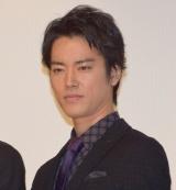 映画『ビジランテ』初日舞台あいさつに登壇した桐谷健太 (C)ORICON NewS inc.