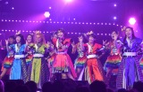SKE48×チームしゃちほこ=「第7回AKB48紅白対抗歌合戦」の模様 (C)ORICON NewS inc.