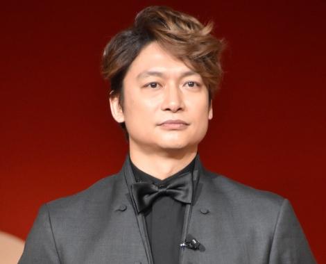 『HEROs AWARD2017』で審査員を務めた香取慎吾 (C)ORICON NewS inc.