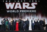 映画『スター・ウォーズ/最後のジェダイ』(12月15日公開)ワールドプレミアにキャスト・スタッフ、そしてファンも大集合(撮影:Jesse Gran)(C)2017 Getty Images