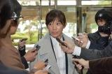 18日放送のフジテレビ系連続ドラマ『民衆の敵〜世の中、おかしくないですか!?〜』に出演する篠原涼子 (C)フジテレビ
