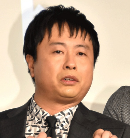 映画『カンフー・ヨガ』のイベントに出席した次長課長・河本準一 (C)ORICON NewS inc.