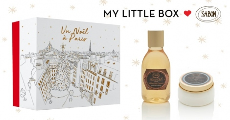 My Little BOXとSABONのXmasコラボ