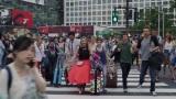 世界一の交通量を誇る渋谷スクランブル交差点で撮影を敢行したNetflixオリジナルドラマ『フラーハウス シーズン3』Part2、12月22日世界同時ストリーミング配信開始