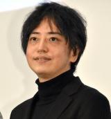 映画『悪と仮面のルール』プレミア試写会に出席した中村文則氏 (C)ORICON NewS inc.