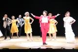 ミュージカル『HEADS UP!』初日公演前の公開ゲネプロの模様 (C)ORICON NewS inc.