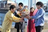 『今からあなたを脅迫します』がオールアップ(C)日本テレビ