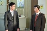 12月19日放送、NHK総合『LIFE!〜人生に捧げるコント〜』高良健吾(左)がコント初挑戦(C)NHK