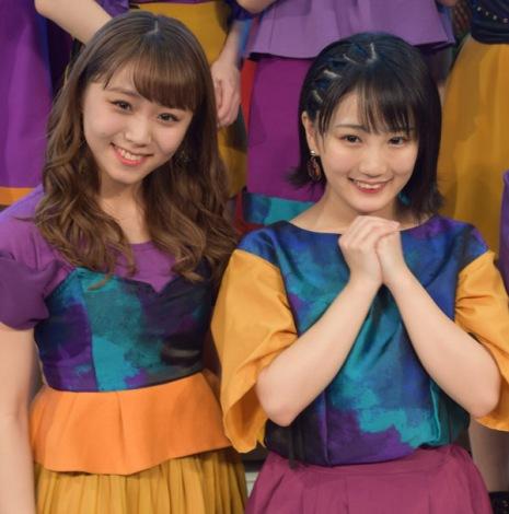 (左から)室田瑞希、船木結 (C)ORICON NewS inc.