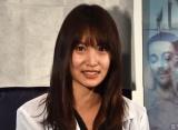 映画『フラットライナーズ』のイベントに出席した永尾まりや (C)ORICON NewS inc.