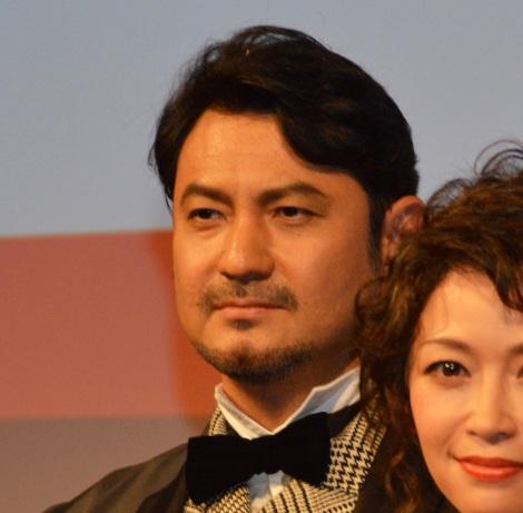 ミュージカル『アニー』制作発表に出席した藤本隆宏 (C)ORICON NewS inc.