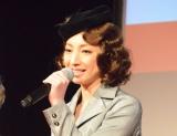 ミュージカル『アニー』制作発表に出席した白羽ゆり (C)ORICON NewS inc.