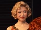 ミュージカル『アニー』制作発表に出席した山本紗也加 (C)ORICON NewS inc.