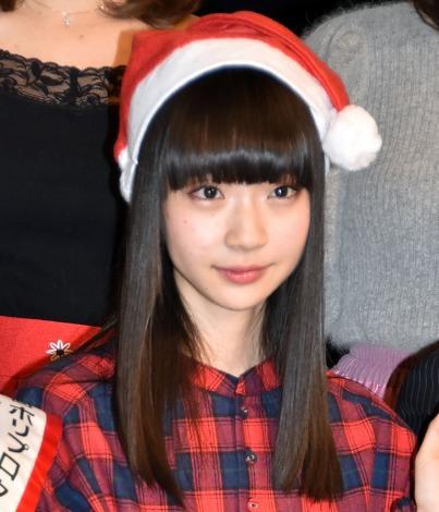 『ホリNS木曜祭2017』の本番前囲み取材に出席したNGT48・荻野由佳 (C)ORICON NewS inc.