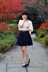 池田エライザが高学歴エリートにしか興奮しない謎の肉食系女子を演じる(C)テレビ朝日