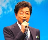 NHK連続テレビ小説『半分、青い。』に出演する中村雅俊 (C)ORICON NewS inc.