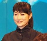 NHK連続テレビ小説『半分、青い。』に出演する余貴美子 (C)ORICON NewS inc.