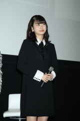 松岡はな=『東映 presents HKT48×48人の映画監督たち』特別試写会の模様
