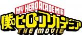『僕のヒーローアカデミア THE MOVIE』ロゴ(C)堀越耕平/集英社・僕のヒーローアカデミアTHE MOVIE製作委員会