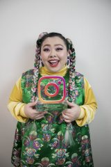 『♯MVI(Most Valued Instagrammer in Japan)2017』フォロワー部門を受賞した渡辺直美
