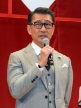 映画『嘘八百』完成披露試写会に出席した中井貴一 (C)ORICON NewS inc.