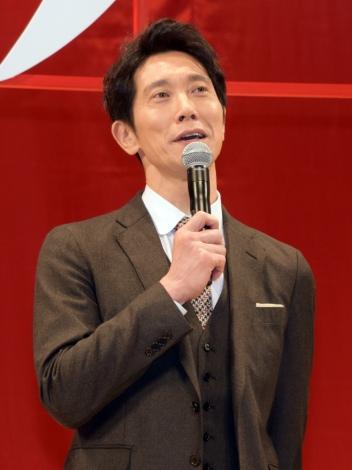 映画『嘘八百』完成披露試写会に出席した佐々木蔵之介 (C)ORICON NewS inc.