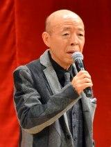 映画『嘘八百』完成披露試写会に出席した坂田利夫 (C)ORICON NewS inc.