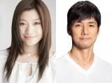 映画『人魚の眠る家』で夫婦を演じる(左から)篠原涼子、西島秀俊