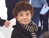『ジャイアントパンダ「シャンシャン」公開を祝う会』の出席した松島トモ子 (C)ORICON NewS inc.