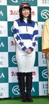 日本中央競馬会『MONSTER HUNTER:ARIMA@AKIHABARA』OPイベントに出席したAKB48・横山由依 (C)ORICON NewS inc.
