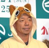 日本中央競馬会『MONSTER HUNTER:ARIMA@AKIHABARA』OPイベントに出席したバイきんぐ・小峠英二 (C)ORICON NewS inc.