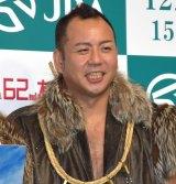 日本中央競馬会『MONSTER HUNTER:ARIMA@AKIHABARA』OPイベントに出席したバイきんぐ・西村瑞樹 (C)ORICON NewS inc.