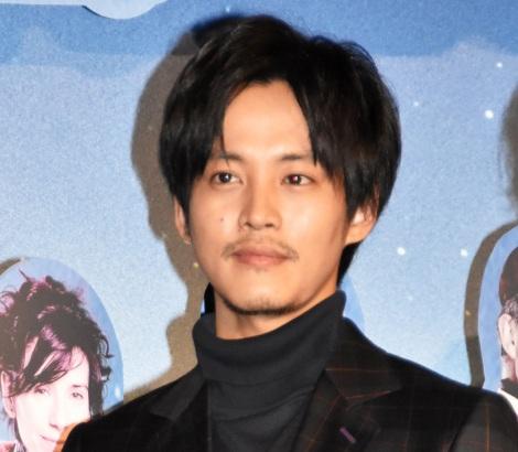 映画『パディントン2』の完成披露試写会に出席した松坂桃李 (