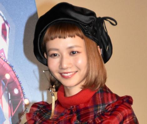 映画『パディントン2』の完成披露試写会に出席した三戸なつめ (C)ORICON NewS inc.