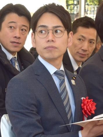 『ジャイアントパンダ「シャンシャン」公開を祝う会』の出席した平慶翔氏 (C)ORICON NewS inc.