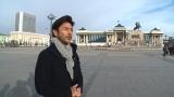 TOKYO MXの元日特別番組『世界見聞録〜モンゴルで経済と豊かさを考える旅』に出演するショーン・マクアードル川上氏