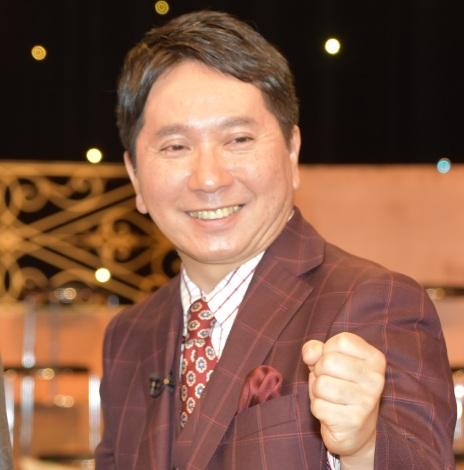 TBS系のスポーツ大型特番『KYOKUGEN』収録後の囲み取材に出席した爆笑問題の田中裕二 (C)ORICON NewS inc.