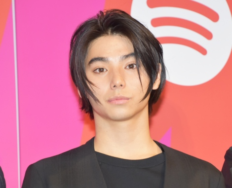 Spotify新TVCM発表会に出席した村上虹郎 (C)ORICON NewS inc.